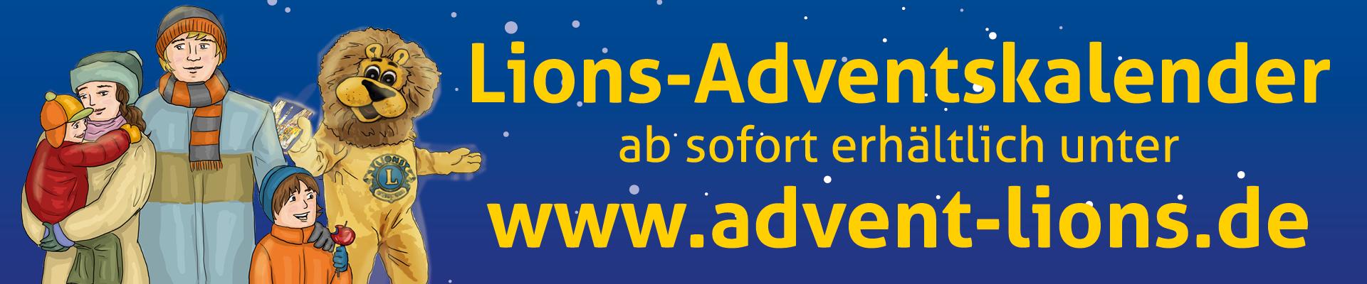 Lions Adventskalender 2019